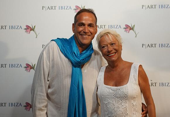 Aurelio Manzano y Patrizia Longarini