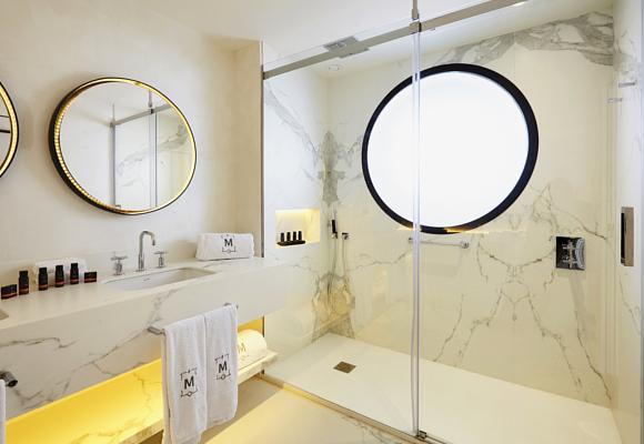 Baño Gran Hotel Montesol
