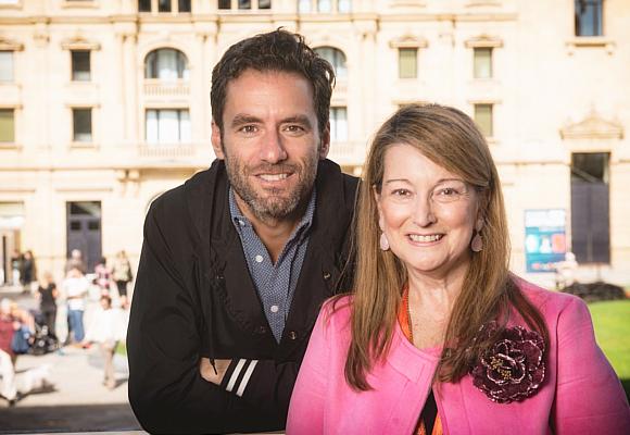 Borja Sémper y Amalia