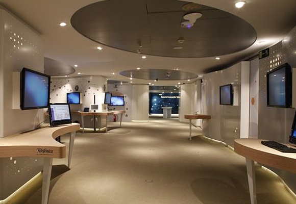 Centro de Demostraciones de Telefónica 3