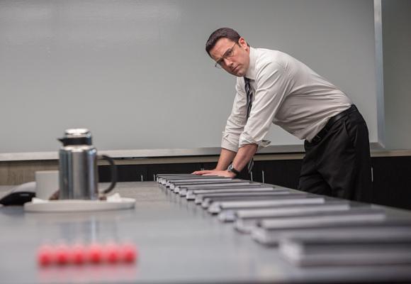 El contable portada Ben Affleck