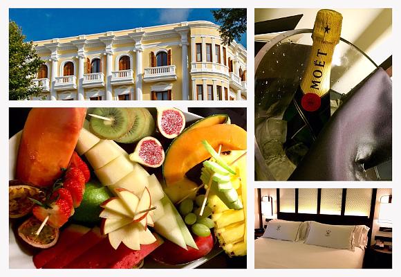Gastronomía Hotel Montesoll