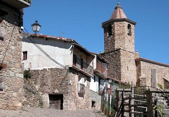 Iglesia de San Miguel en Jalón de Cameros
