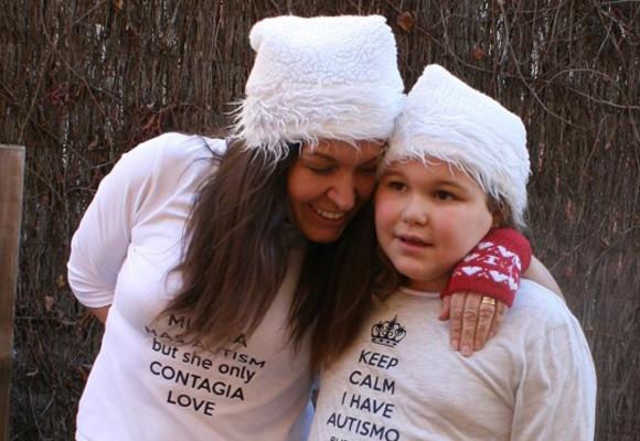 Los niños con autismo tienen dificultades para comunicarse y relacionarse con los demás