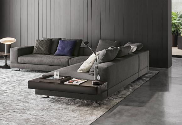 Minotti sofá