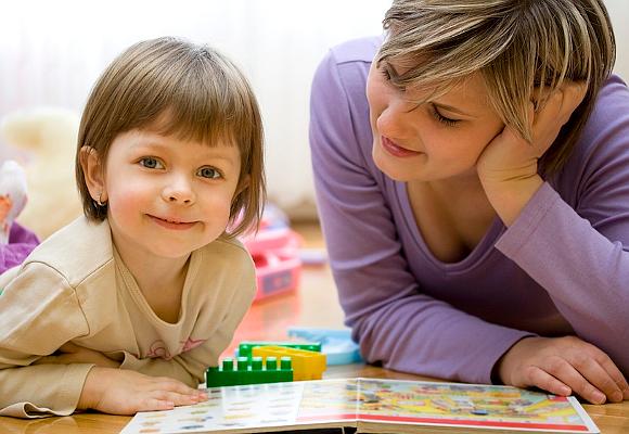 Neurocencia y educación niña y madre