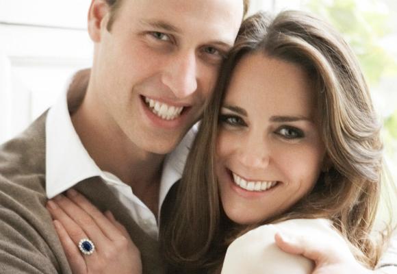 príncipe guillermo kate middleton anillo compromiso