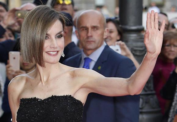 Reina Letizia premios woman