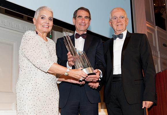 Salvador y Rosa Tous premio