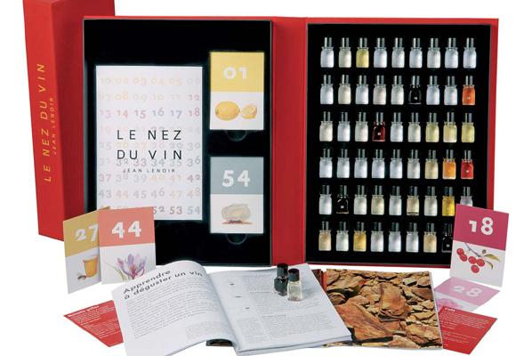 archivos olfativos La Nez du Vin