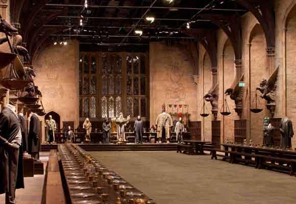 Ya puedes visitar los escenarios de las ocho películas de Harry Potter en Londres