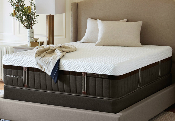 colchón Stearns & Foster descanso