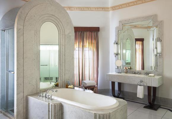 Baño en Hotel Umaid Bhawan Palace