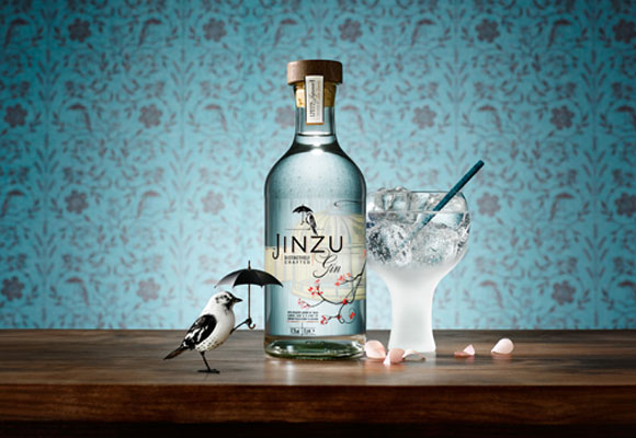 jinzu ginebra cocktail