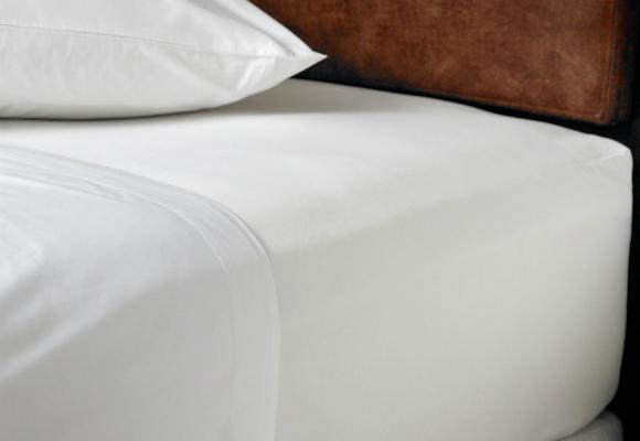 juego de sábanas hotel