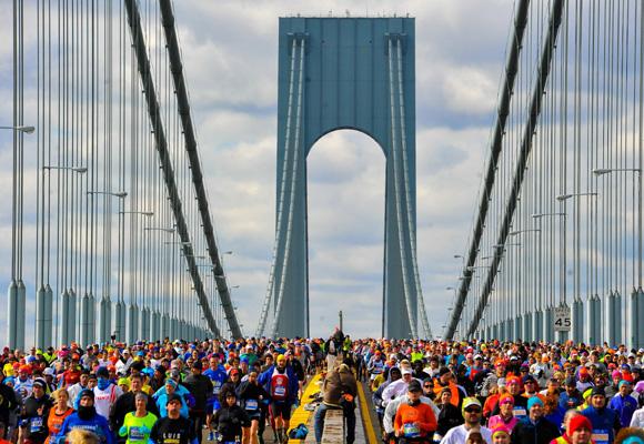 Más de 50.000 corredores se dan cita en NY