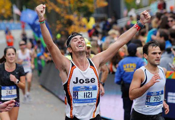 El reto: Correr al límite durante 42 kilómetros
