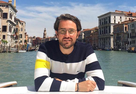 Màxim Huerta en Venecia