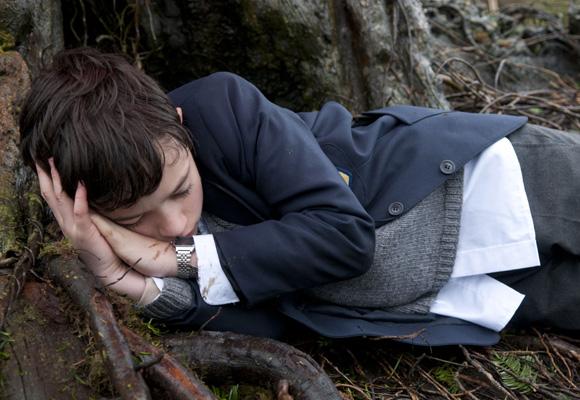Lewis MacDugall en 'Un monstruo viene a verme'
