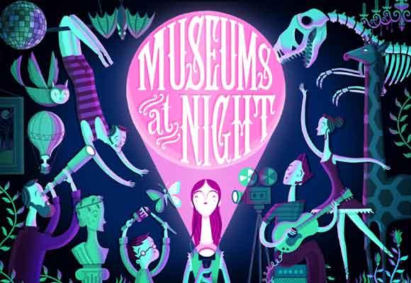 Museums at night se celebra dos veces al año en Londres