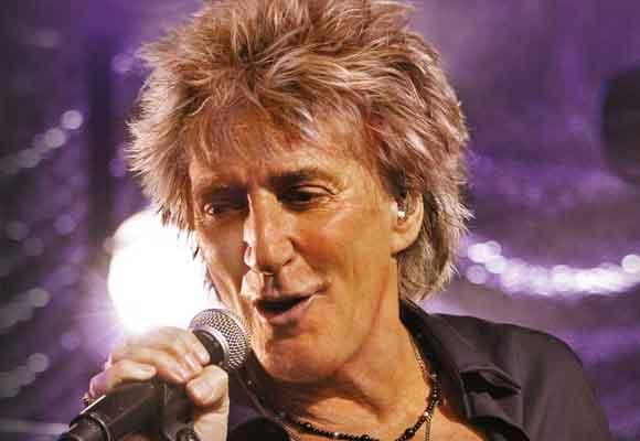 Rod Stewart ofrecerá un concierto exclusivo en el O2 Arena de Londres