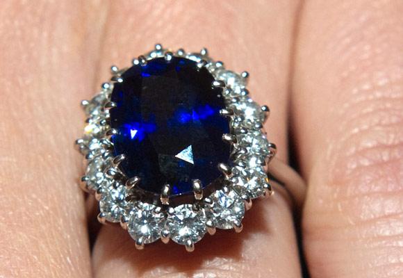 anillo matrimonio Kate Middleton