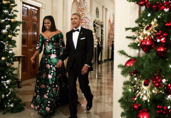 michelle-obama-gucci-dress-2016-kennedy-center-honors
