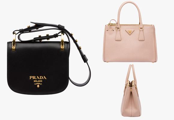 disfruta el precio de liquidación color rápido diseños atractivos Los mejores bolsos de Prada - The Luxonomist
