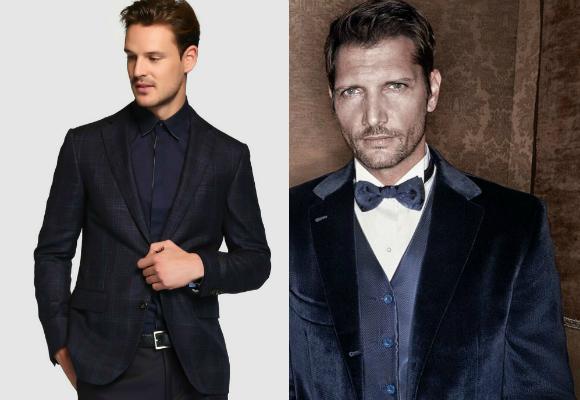 traje hombre moda masculina