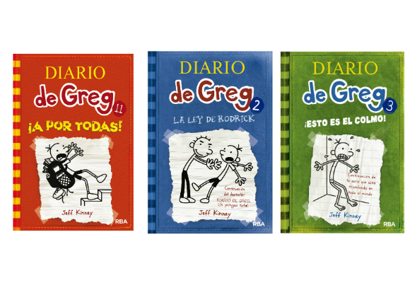 Comprar Colección El diario de Greg