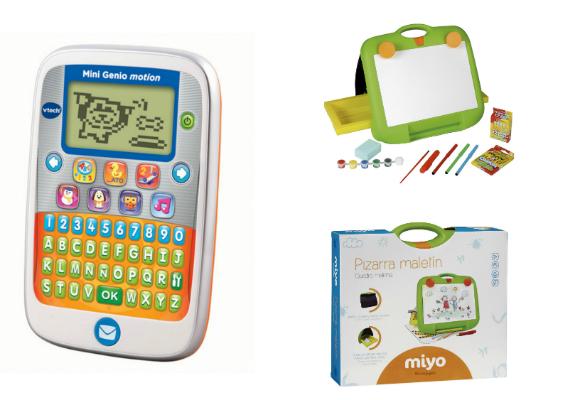Tablet Mini Genio Pizarra maletín Miyo