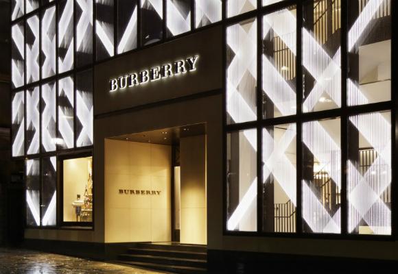 tienda burberry