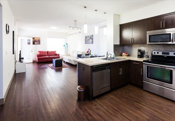 Apartamento en Los Ángeles con vistas a la alfombra roja de los Oscar