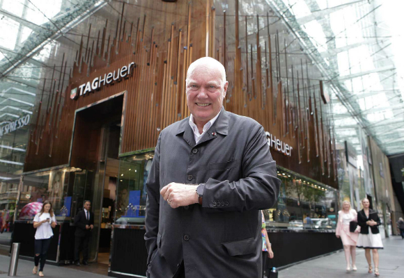 Jean-Claude Biver TAG Heuer
