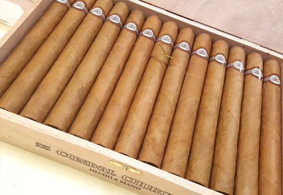 Cigarros Condal Churchill 3