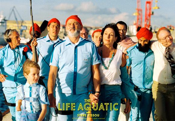 Una película que le marcó es Life Aquatic