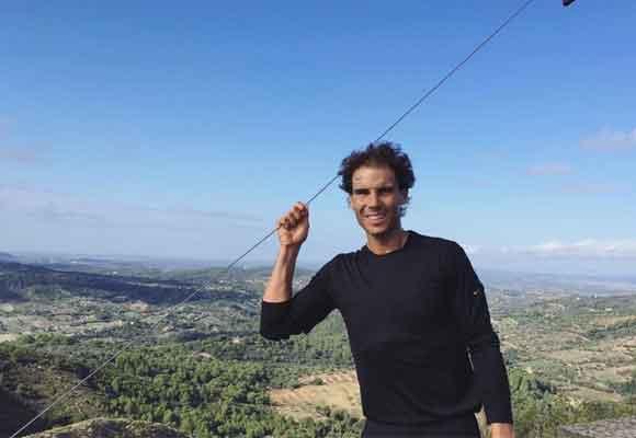 Rafa Nadal encabeza el ranking de nuestros deportistas más seguidos