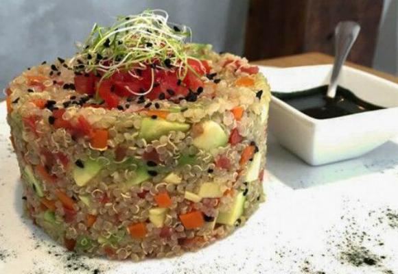 comida ecológica