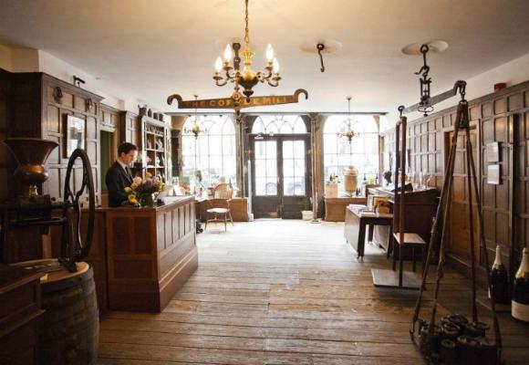 tienda de vino más antigua londres
