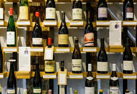 BB&R tienda de vino