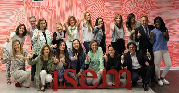 Alumnos de ISEM