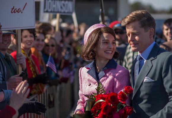 Kennedy murió cuando Jackie tenía solo 34 años