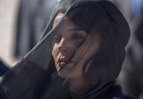 Natalie Portman está nominada a los Oscar por una interpretación magistral