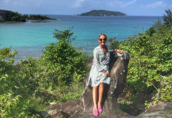Carla nos hablará la semana que viene de su estancia en Seychelles