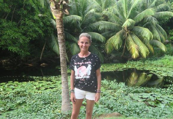 Banyan Tree Seychelles tiene 117 hectáreas para tan solo 60 villas entre palmeras y exuberante vegetación tropical.