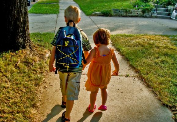 Una forma de hacer a los niños responsables es que asuman rsponsabilidades